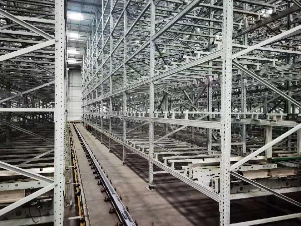 智能图书馆建设带来的高效益雷柏机器人仓储方